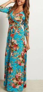 PINKBLUSH ◾ Floral Maxi Dress
